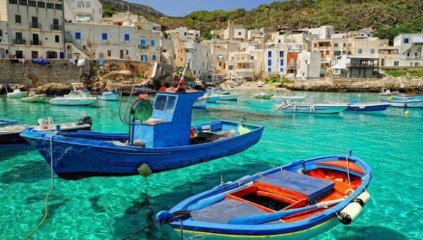 Vacances Iles Egades